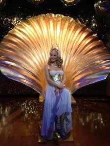 Kylie Minogue at Madame Tussauds