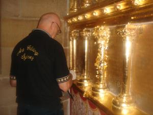 Greek Orthodox Cathedral in Sydney